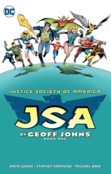 JSA By Geoff Johns Book One, Paperback Book