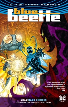 Blue Beetle Volume 2 : Rebirth, Paperback Book