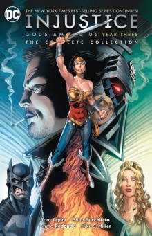 Injustice : Gods Among Us Year Three The Complete Collection, Paperback / softback Book