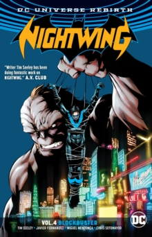 Nightwing Volume 4 : Blockbuster Rebirth, Paperback Book
