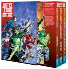 Justice League By Geoff Johns Box Set Vol. 1, Paperback Book