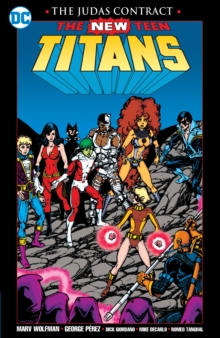 Teen Titans The Judas Contract TP New PTG, Paperback Book
