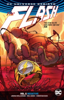 The Flash Vol. 5 (Rebirth) : Flash Vol. 5 Negative, Paperback Book