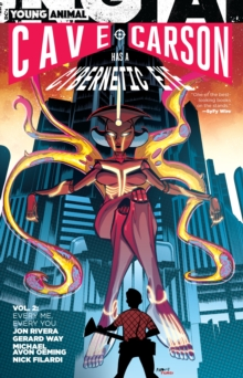 Cave Carson Has a Cybernetic Eye Volume 2, Paperback / softback Book