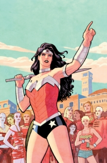 Absolute Wonder Woman By Brian Azzarello & Cliff Chiang Vol. 2, Hardback Book