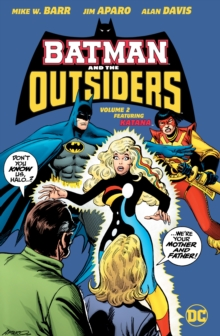 Batman And The Outsiders Vol. 2, Hardback Book