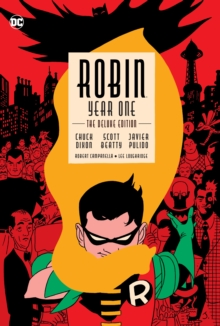 Robin Year One Deluxe Edition, Hardback Book