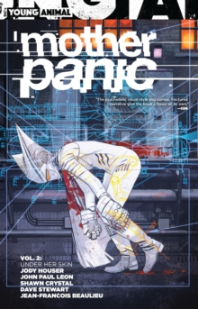 Mother Panic Vol. 2 Under Her Skin, Paperback Book