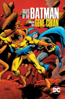 Tales of the Batman : Gene Colan Volume 2, Hardback Book
