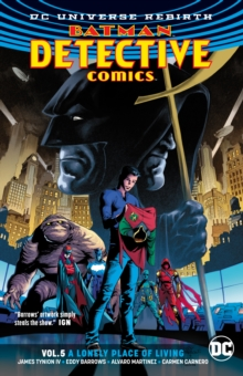 Batman: Detective Comics Vol. 5 : A Lonely Place of Living Rebirth, Paperback / softback Book