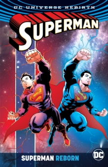 Superman Reborn (Rebirth), Paperback Book