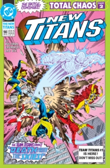 Titans : Total Chaos, Paperback / softback Book