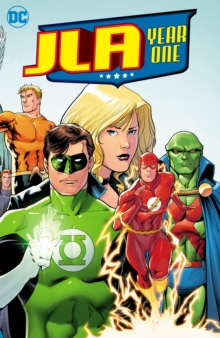 Jla Year One (New Edition), Paperback Book
