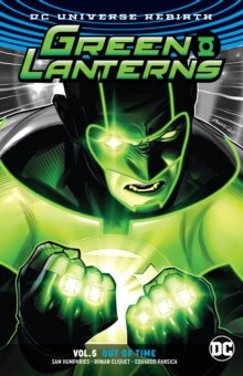 Green Lanterns Vol. 5 (Rebirth), Paperback / softback Book