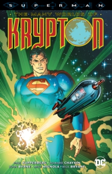 Superman: The Many Worlds of Krypton, Paperback / softback Book