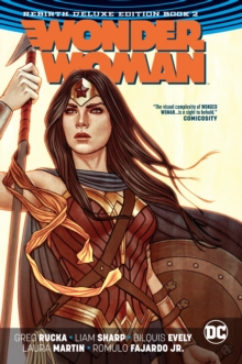 Wonder Woman : The Rebirth Deluxe Edition Book 2, Hardback Book