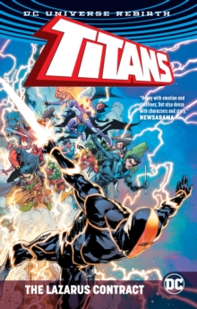 Titans : The Lazarus Contract, Paperback / softback Book