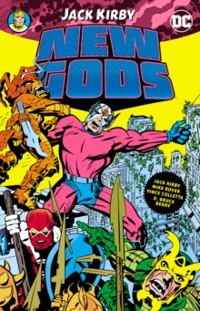 New Gods by Jack Kirby, Paperback / softback Book