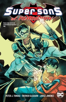 Super Sons Of Tomorrow, Paperback Book