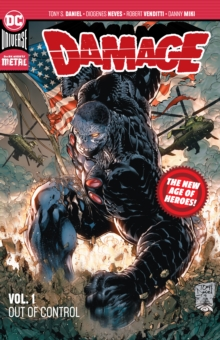 Damage Volume 1, Paperback / softback Book