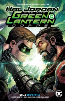 Hal Jordan and the Green Lantern Corps Volume 6 : Rebirth, Paperback / softback Book