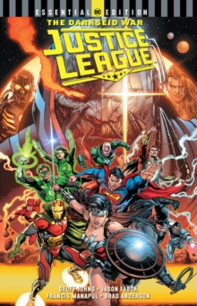 Justice League: The Darkseid War : Essential Edition, Paperback / softback Book