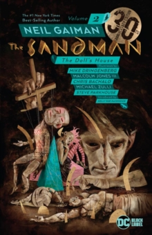 The Sandman Volume 2 : The Doll's House 30th Anniversary Edition, Paperback / softback Book