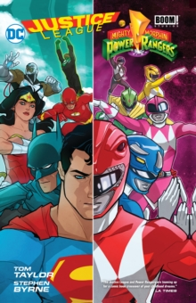Justice League/Power Rangers, Paperback / softback Book