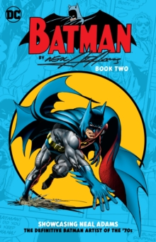 Batman by Neal Adams : Book Two, Paperback / softback Book