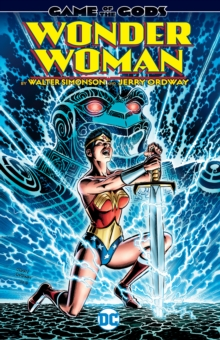 Wonder Woman by Walt Simonson and Jerry Ordway, Paperback / softback Book
