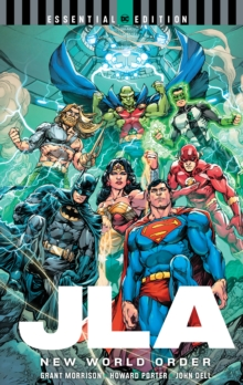 JLA: New World Order : DC Essential Edition, Paperback / softback Book