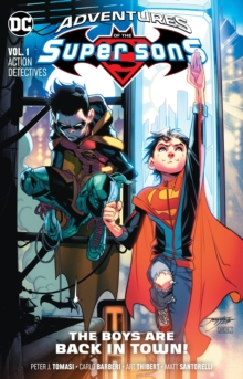 Adventures of the Super Sons Volume 1 : Action Detective, Paperback / softback Book