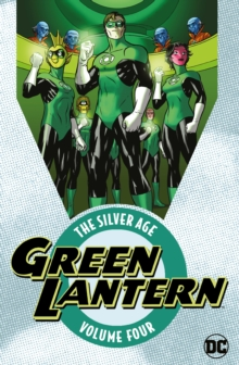 Green Lantern: The Silver Age Volume 4, Paperback / softback Book