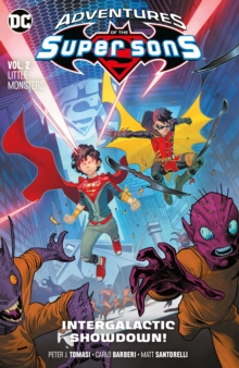 Adventures of the Super Sons Volume 2, Paperback / softback Book