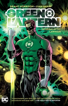 The reen Lantern Volume 1 : Intergalactic Lawman, Paperback / softback Book