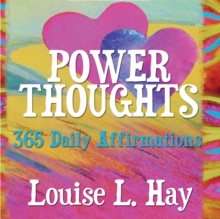 Power Thoughts : 365 Daily Affirmations, Paperback Book