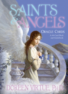 Saints And Angels Oracle Cards, Cards Book