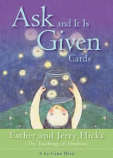 Ask And It Is Given Cards, Cards Book