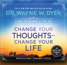 Change Your Thoughts, Change Your Life, CD-Audio Book