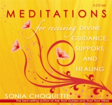 Meditations for Receiving Divine Guidance, Support, and Healing, CD-Audio Book
