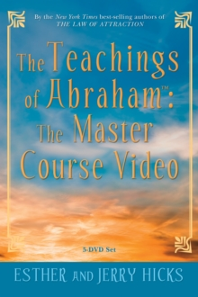 The Teachings Of Abraham : The Master Course, DVD video Book