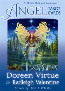 Angel Tarot Cards, Cards Book