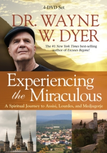 Experiencing the Miraculous : A Spiritual Journey to Assisi, Lourdes, and Medjugorje, DVD video Book