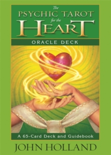 The Psychic Tarot for the Heart Oracle Deck, Cards Book