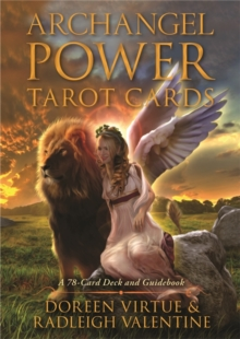 Archangel Power Tarot Cards, Cards Book