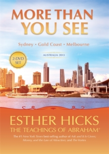 More Than You See : Australia 2013, DVD video Book