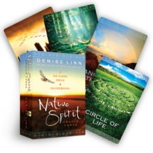 Native Spirit Oracle Cards : A 44-Card Deck and Guidebook, Cards Book