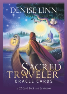 Sacred Traveler Oracle Cards : A 52-Card Deck and Guidebook, Cards Book