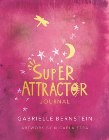 Super Attractor Journal, Spiral bound Book