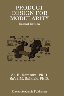 Product Design for Modularity, Hardback Book